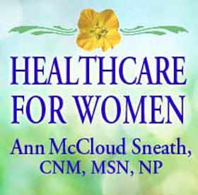 ANN MCCLOUD SNEATH, CNM, MSN, NP